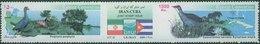 Iran Cuba 2009 MNH Joint Issue Stamp Set, Bird - Emisiones Comunes