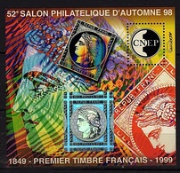 CNEP 28 - BLOC Salon Philatélique D'automne 1998 - CNEP