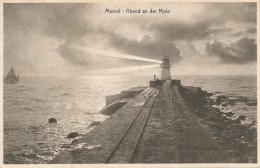 Z13.  MEMEL - 1934 - Lighthouse - Lituania