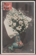 Bouquet De Fleurs - Meilleurs Souhaits Pour 1909 - Carte écrite - Édition Vié Phot - Nieuwjaar
