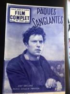 Film Complet Paques Sanglantes Raf Vallone Maria Grazia Francia 4eme De Couve Scott Brady - Journaux - Quotidiens