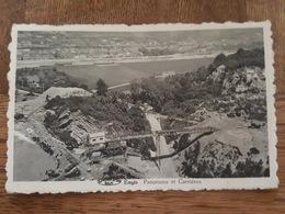 Engis - Panorama Et Carrières - Bon état - DA - Engis