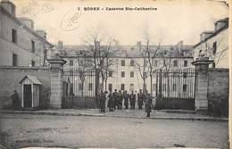 CPA 12 RODEZ CASERNE STE CATHERINE - Rodez