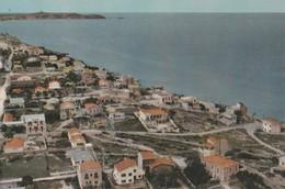 CPSM ALGERIE AIN EL TURK VUE GENERALE AERIENNE - Other Cities