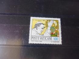 VATICAN YVERT N° 756 - Vatican