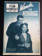Film Complet Wanda La Pecheresse Frank Villard Yvonne Sanson 4eme De Couve Jean Chevrier - Journaux - Quotidiens