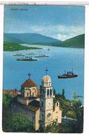 MONTENEGRO    KLOSTER  SAVINA    1W872 - Montenegro
