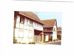 Photo Collée Sur Carton - Lieux - Alsace - Hohengoeft - 2 Photos - Lieux