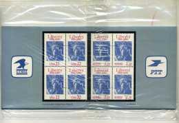 Pochette PTT US MAIL : Liberté Liberty - 1886-1986 - Central America