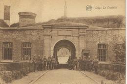LIEGE : La Citadelle - CPA PEU COURANTE - Luik