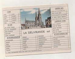 CPM  14. Douvres La Délivrande. Carte Fantaisie - La Delivrande