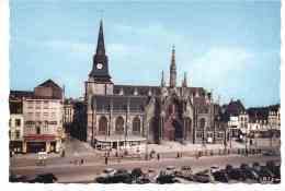 FRANCE  **  59   Roubaix  Grande Place Eglise St Martin    2843 - Roubaix