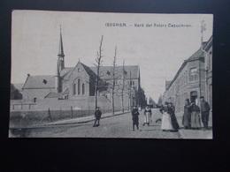 IZEGEM (ISEGHEM)  Kerk Der Paters Capucienen 1918 - Izegem