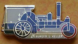 DD 619......TRACTEUR / ENGIN AGRICOLE Et De CHANTIER / OUTILS //.........BURGER  &   KELLER - Pin's