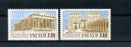 A29340)Frankreich Dienst - UNESCO 39 - 40** - Service
