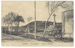 Cpa Espagne - Tenerife - La Laguna - Cruz De Piedra - Tenerife