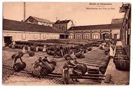 """1891 - 11 Cp Non Circulées Sur La Maison """" Moët Et Chandon """" - Em. Choque Imp. éd. à Epernay - - Vines"""
