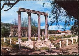 RIEZ (B.A.) - CI. 11 - Les Colonnes Romaines - France