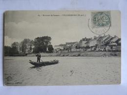CPA (49) Maine Et Loire - Environs De Saumur - VILLEBERNIER - Other Municipalities