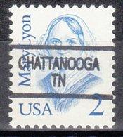 USA Precancel Vorausentwertung Preo, Locals Tennessee, Chattanooga 904 - Vorausentwertungen