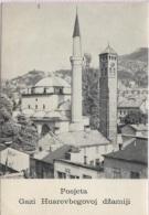 CPM - POSJETA - MOSQUEE DE GAZI-HUSREVBEY - Edition Locale - Bosnie-Herzegovine