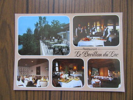 "Allemagne                 Berlin  Schwarzer Weg                             Restaurant "" Le Pavillon Du Lac "" - Allemagne"
