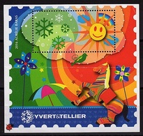 Yvert 9 - BLOC Yvert Et Tellier 2016 - Sheetlets