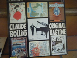 Claude Bolling - Original Ragtime (Grand Prix 1967 Académie De Musique ) - Jazz