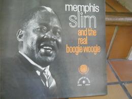 Memphis Slim - The Real Boogie-woogie - Jazz