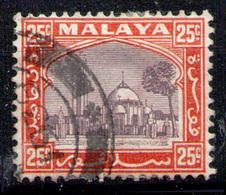 SELANGOR 1936 - From Set Used - Selangor