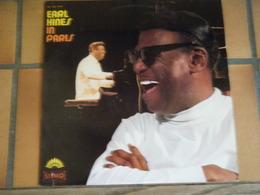 Earl Hines In Paris - Jazz