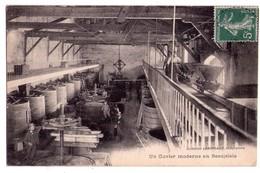 1907 - Cuvier Moderne En Beaujolais - Coll. Lamarsalle à Villefranche - - Vignes