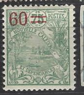 Nuova Caledonia - Occupazione Francese - 1924 - Nuovo/new MH - Sovrastampati - Mi N. 127 - New Caledonia