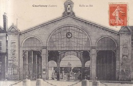 Courtenay Halle Au Ble 1911 - Courtenay