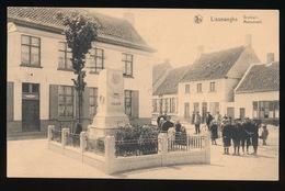 LISSEWEGE = GRAFZUIL - MONUMENT - Brugge