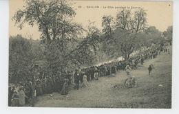 GAILLON - La Côte Pendant La Course - Otros Municipios