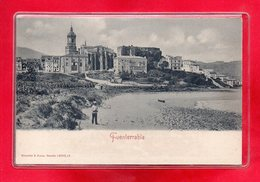 ESPAGNE-CPA FUENTERRABIA - Guipúzcoa (San Sebastián)