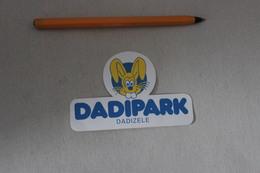 DADIPAR DADIZELE 1 Autocollant - Stickers