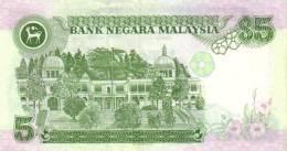 MALAYSIA P. 35A  5 R 1998 UNC - Maleisië