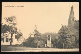 SCHELDEWINDEKE - MONUMENT - Oosterzele