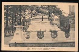 LEOPOLDSBURG = MONUMENT DU SOUVENIR - Leopoldsburg