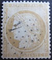 LOT R1749/194 - CERES N°59 - ETOILE De PARIS N°4 - BON CENTRAGE - Cote : 11,00 € - 1871-1875 Cérès