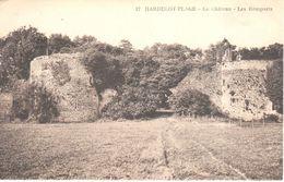 (62) Pas De Calais - CPA - Hardelot-Plage - Le Château - Les Remparts - France
