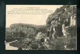 CPA:  24 - UN COIN PITTORESQUE DE LA ROQUE-GAGEAC (EN SARLADAIS) - Autres Communes