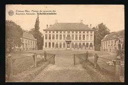 SCHELDEWINDEKE - CHATEAU BLEU - MAISON DE VACANCES DES REUNIONS AMICALES - Oosterzele