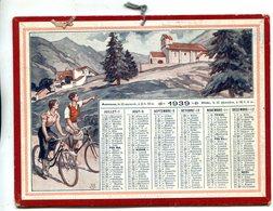 ALMANACH (1939) - Petit Format : 1921-40