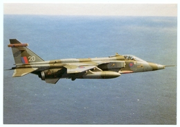 RAF JAGUAR GR1 - 226 OPERATIONAL CONVERSION UNIT, RAF LOSSIEMOUTH - 1946-....: Moderne