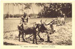 Indes Françaises Laboureurs Indigènes - India