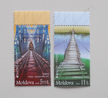 Moldavie-Moldavia 2018 Cept  Mint - 2018