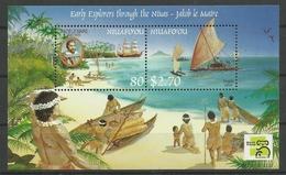 NIUAFO'OU 1999 EARLY EXPLORERS MNH - Briefmarken